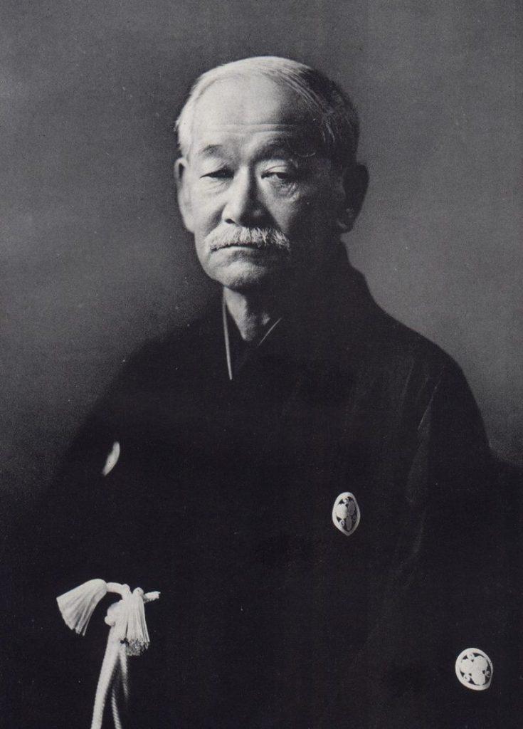 Dr. Jigoro Kano