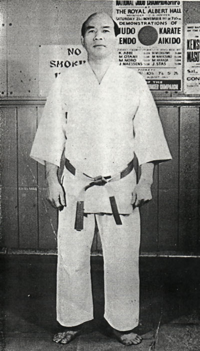 Kenshiro Abe