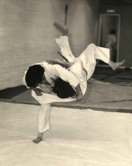 Tony Huges Hari Goshi
