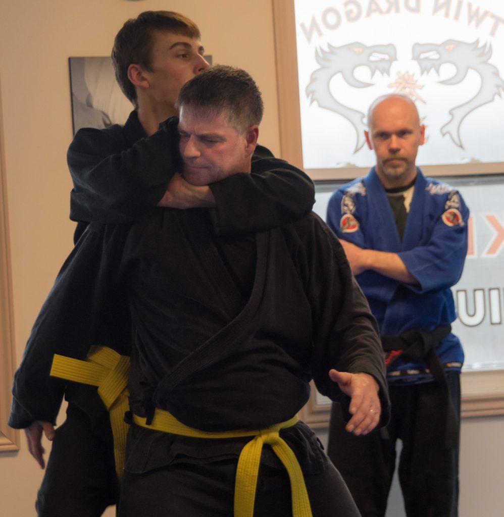 Twin Dragon Kano Jiu Jitsu